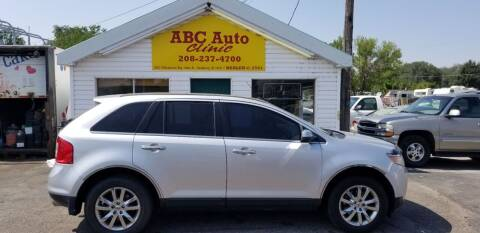 2011 Ford Edge for sale at ABC AUTO CLINIC in American Falls ID