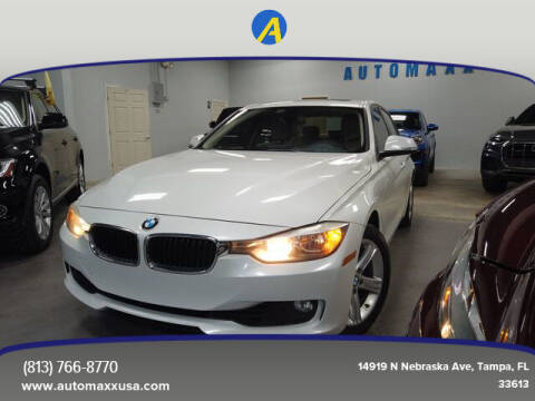 2013 BMW 3 Series for sale at Automaxx in Tampa FL
