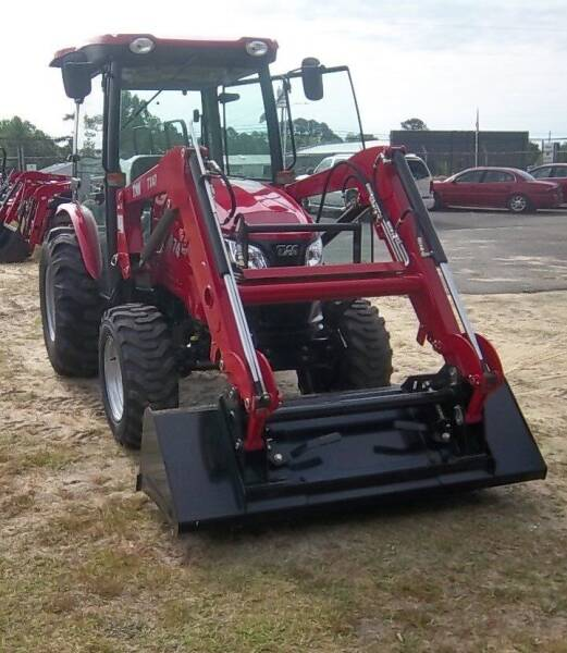 2021 TYM 474 Cab for sale at Sanders Motor Company in Goldsboro NC
