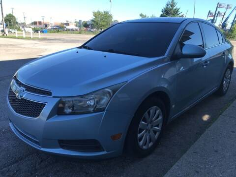 2011 Chevrolet Cruze for sale at 5 STAR MOTORS 1 & 2 in Louisville KY