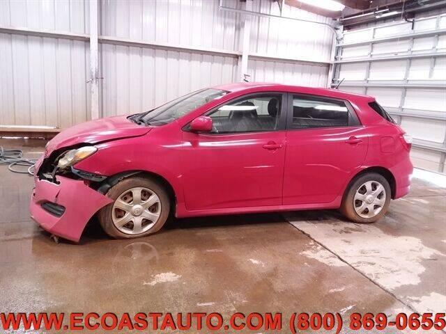 2009 Toyota Matrix for sale at East Coast Auto Source Inc. in Bedford VA