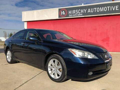 2007 Lexus ES 350 for sale at Hirschy Automotive in Fort Wayne IN