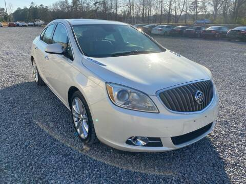 2012 Buick Verano for sale at Alpha Automotive in Odenville AL