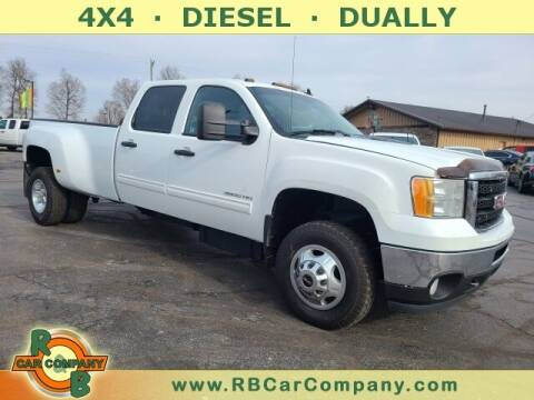 2011 GMC Sierra 3500HD for sale at R & B CAR CO - R&B CAR COMPANY in Columbia City IN
