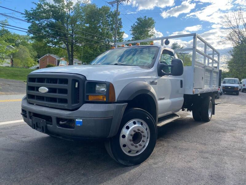 2005 Ford F-550 Super Duty for sale at Advanced Fleet Management in Bloomfield NJ