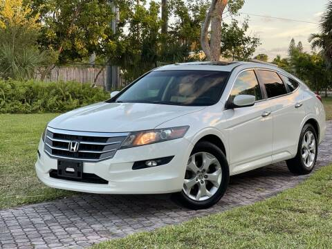2011 Honda Accord Crosstour for sale at Citywide Auto Group LLC in Pompano Beach FL