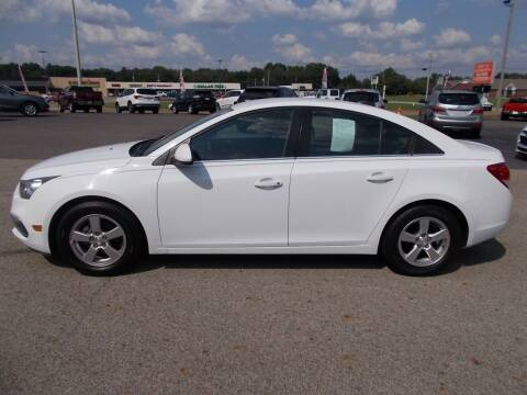 2016 Chevrolet Cruze Limited for sale at West TN Automotive in Dresden TN