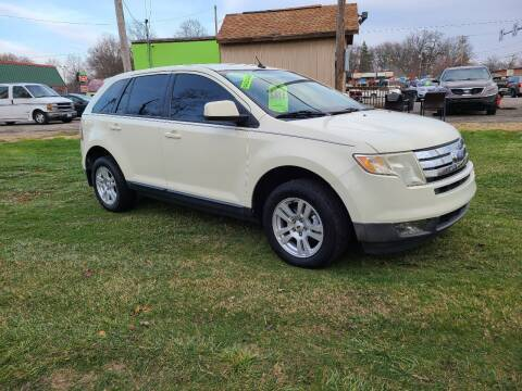2007 Ford Edge for sale at Johnny's Motor Cars in Toledo OH