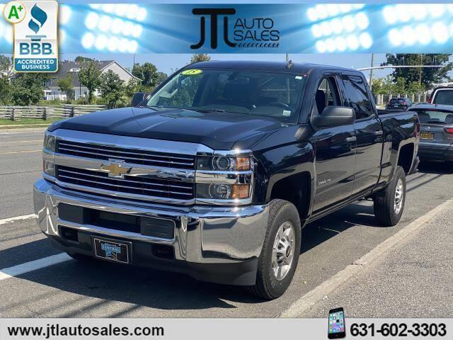 2015 Chevrolet Silverado 2500HD for sale at JTL Auto Inc in Selden NY
