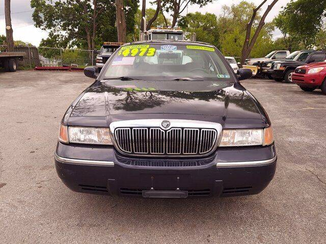 2000 Mercury Grand Marquis for sale at Dileo Auto Sales in Norristown PA