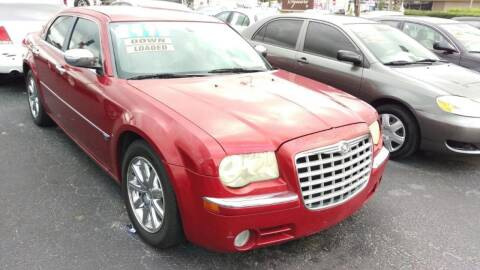 2007 Chrysler 300 for sale at Tony's Auto Sales in Jacksonville FL
