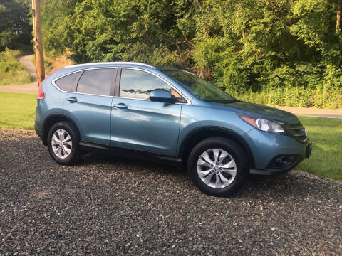 2014 Honda CR-V for sale at DONS AUTO CENTER in Caldwell OH