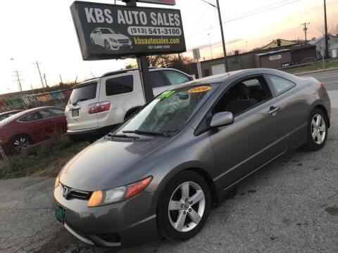 2007 Honda Civic for sale at KBS Auto Sales in Cincinnati OH