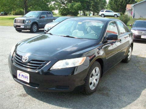 2009 Toyota Camry for sale at A-Plus Motors in Alton ME