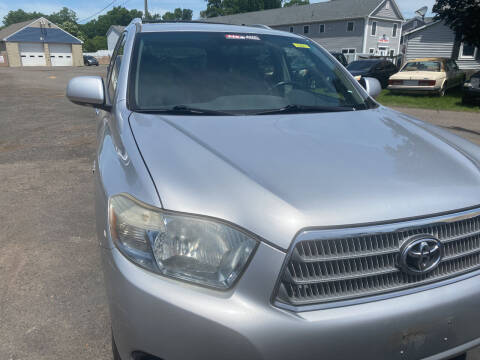 2008 Toyota Highlander Hybrid for sale at Whiting Motors in Plainville CT