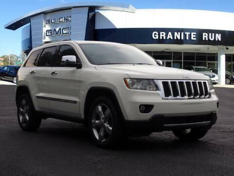 2011 Jeep Grand Cherokee for sale at GRANITE RUN PRE OWNED CAR AND TRUCK OUTLET in Media PA