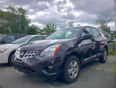 2014 Nissan Rogue Select for sale at Top Line Import of Methuen in Methuen MA