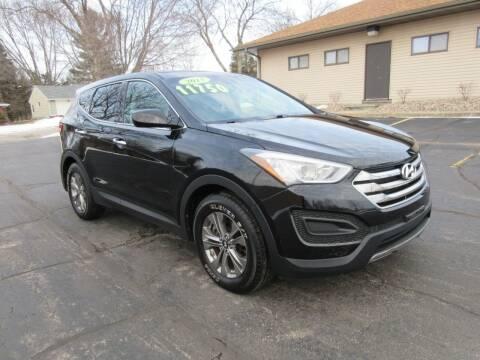 2015 Hyundai Santa Fe Sport for sale at Fox River Motors, Inc in Green Bay WI