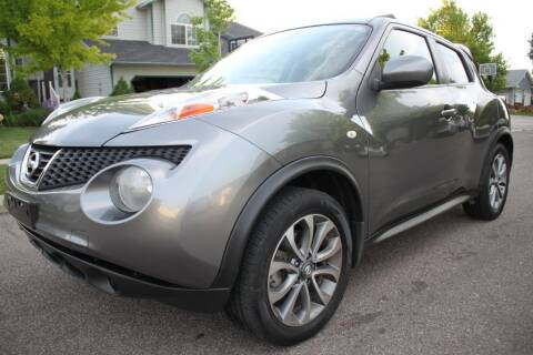 2011 Nissan JUKE for sale at Motor City Idaho in Pocatello ID