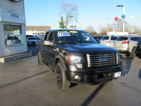 2012 Ford F-150 for sale at Auto Land Inc in Crest Hill IL