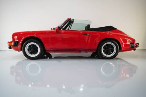 1983 Porsche 911 for sale at ZWECK in Miami FL