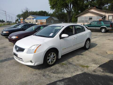 2010 Nissan Sentra for sale at Cycle M in Machesney Park IL