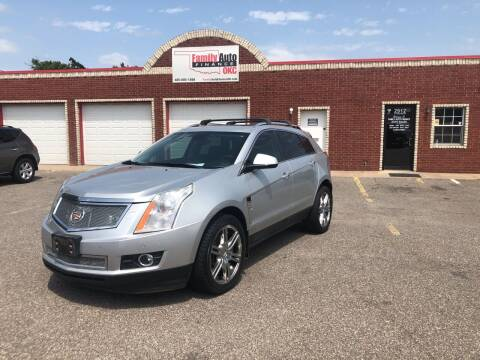 2011 Cadillac SRX for sale at Family Auto Finance OKC LLC in Oklahoma City OK