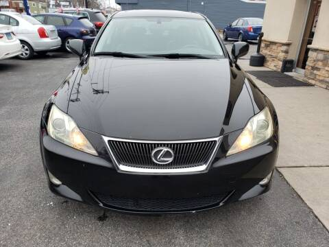 2007 Lexus IS 250 for sale at Marley's Auto Sales in Pasadena MD