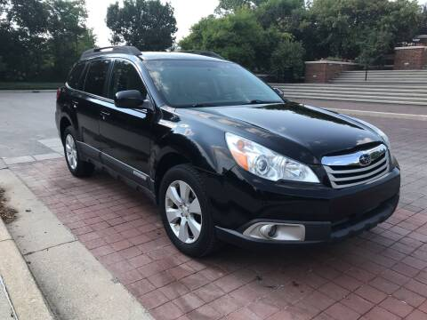 2010 Subaru Outback for sale at Third Avenue Motors Inc. in Carmel IN