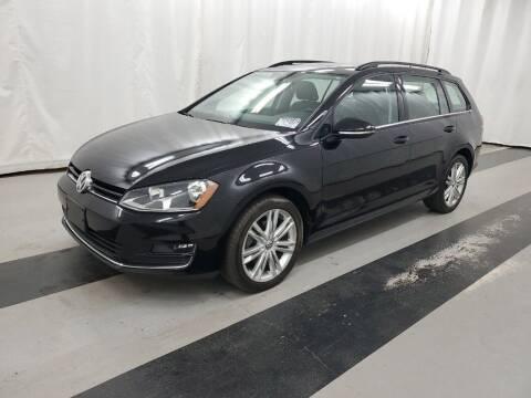 2015 Volkswagen Golf SportWagen for sale at A.I. Monroe Auto Sales in Bountiful UT
