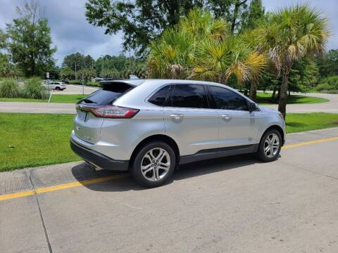 2016 Ford Edge for sale at Motor City Automotive of Michigan in Flat Rock MI
