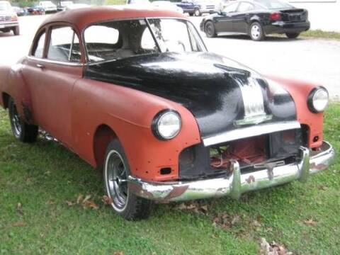 1950 Pontiac Bonneville for sale at Haggle Me Classics in Hobart IN