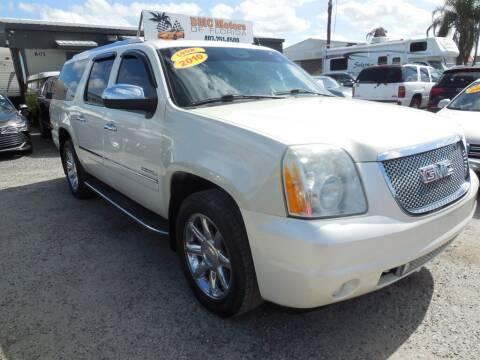 2010 GMC Yukon XL for sale at DMC Motors of Florida in Orlando FL