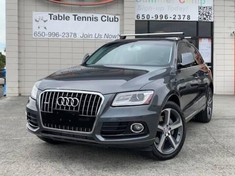 2015 Audi Q5 for sale at Z Carz Inc. in San Carlos CA