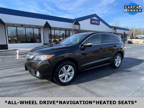 2014 Acura RDX for sale at Impex Auto Sales in Greensboro NC