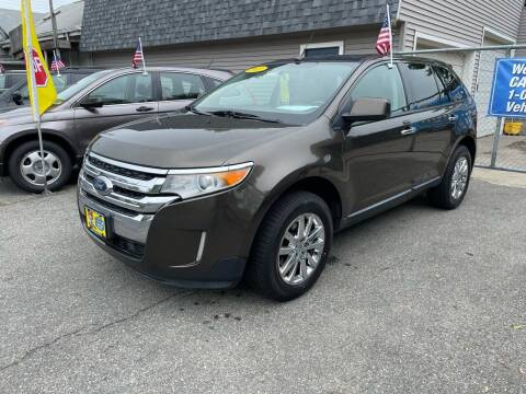 2011 Ford Edge for sale at JK & Sons Auto Sales in Westport MA