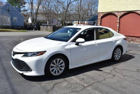2020 Toyota Camry for sale at Absolute Auto Sales, Inc in Brockton MA
