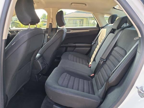 2018 Ford Fusion Hybrid SE 4dr Sedan - La Crescenta CA