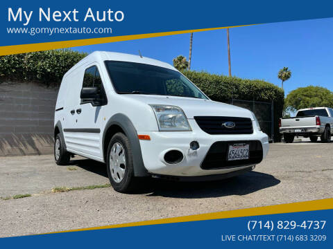 2010 Ford Transit Connect for sale at My Next Auto in Anaheim CA
