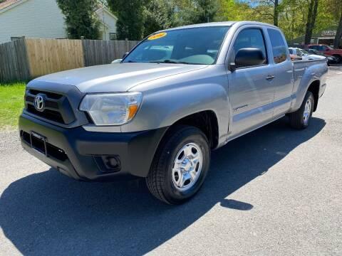 2014 Toyota Tacoma for sale at ALL Motor Cars LTD in Tillson NY