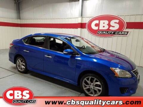 2015 Nissan Sentra for sale at CBS Quality Cars in Durham NC