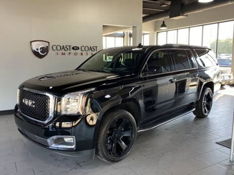 2017 GMC Yukon XL for sale at Coast to Coast Imports in Fishers IN