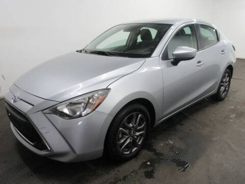 2020 Toyota Yaris for sale at Automotive Connection in Fairfield OH