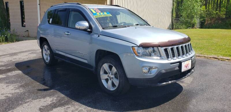 2013 Jeep Compass for sale at 220 Auto Sales LLC in Madison NC