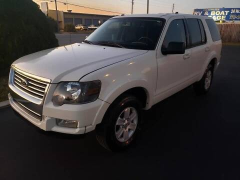 2010 Ford Explorer for sale at Superior Auto Source in Clearwater FL