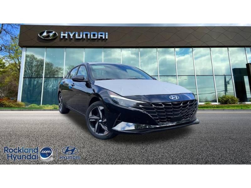2022 Hyundai Elantra Hybrid for sale in West Nyack, NY