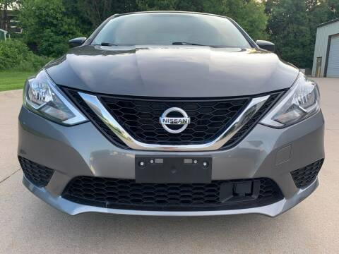 2018 Nissan Sentra for sale at Divine Auto Sales LLC in Omaha NE