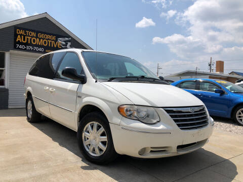 2005 Chrysler Town and Country for sale at Dalton George Automotive in Marietta OH