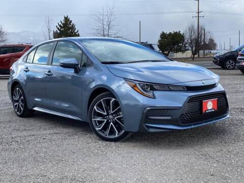 2021 Toyota Corolla for sale at The Other Guys Auto Sales in Island City OR