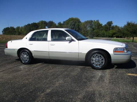 2005 Mercury Grand Marquis for sale at Crossroads Used Cars Inc. in Tremont IL